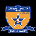 Home team Sunshine Stars logo. Sunshine Stars vs Abia Warriors prediction and tips