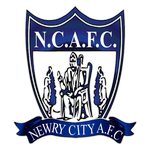 Away team Newry City AFC logo. H&W Welders vs Newry City AFC predictions and betting tips