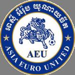 Away team Asia Euro United logo. Electricite du Cambodge vs Asia Euro United prediction and tips
