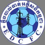 Home team Electricite du Cambodge logo. Electricite du Cambodge vs Asia Euro United prediction and tips