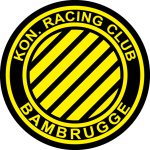Home team Bambrugge logo. Bambrugge vs VW Hamme prediction and odds