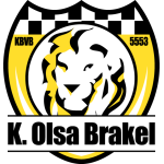 Away team Olsa Brakel logo. Dikkelvenne vs Olsa Brakel prediction and odds
