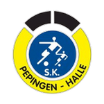 Home team Pepingen-Halle logo. Pepingen-Halle vs Cappellen prediction and odds