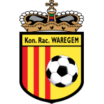 Away team Racing Waregem logo. Dadizele vs Racing Waregem prediction and odds