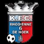 Home team Rhodienne-De Hoek logo. Rhodienne-De Hoek vs Torhout prediction and odds