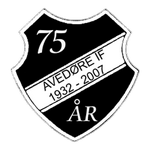Away team Avedøre logo. Karlslunde vs Avedøre prediction and odds