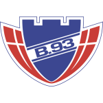 Home team B 93 logo. B 93 vs VSK Århus prediction and odds