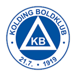 Away team Kolding B logo. Hedensted vs Kolding B prediction and tips