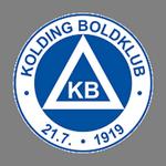 Home team Kolding B logo. Kolding B vs Tarup-Paarup prediction and odds