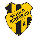 Away team Skjold Birkerød logo. RB 1906 vs Skjold Birkerød prediction and tips