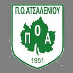Away team Atsalenios logo. Rethymniakos vs Atsalenios prediction and tips