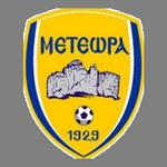 Away team Meteora logo. Iraklis Larissa vs Meteora prediction and tips