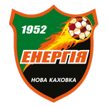 Home team Enerhiya Nova Kakhovka logo. Enerhiya Nova Kakhovka vs Yarud Mariupol' prediction and odds