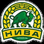 Away team Nyva Ternopil logo. Obolon'-Brovar vs Nyva Ternopil prediction and odds