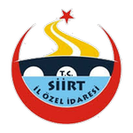 Home team Siirt İl Özel İdaresi logo. Siirt İl Özel İdaresi vs Bayrampaşaspor prediction, betting tips and odds