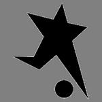 Home team Black Stars logo. Black Stars vs Étoile Carouge prediction and odds