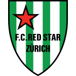 Away team Red Star Zürich logo. Paradiso vs Red Star Zürich prediction and odds