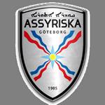 Away team Assyriska BK logo. Tord vs Assyriska BK prediction and tips