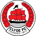 Away team Clyde logo. Falkirk vs Clyde prediction and odds