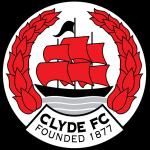 Away team Clyde logo. Montrose vs Clyde prediction and tips