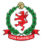 Home team Cove Rangers logo. Cove Rangers vs Falkirk prediction and odds