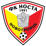 Home team Nosta logo. Nosta vs Volga Ulyanovsk prediction and odds
