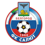 Away team Salyut-Belgorod logo. Metallurg Vidnoye vs Salyut-Belgorod prediction and odds
