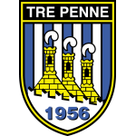 Home team Tre Penne logo. Tre Penne vs Domagnano prediction and odds