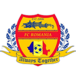 Home team FC Romania logo. FC Romania vs Chertsey Town prediction and tips