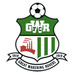 Away team Great Wakering Rovers logo. Bury Town vs Great Wakering Rovers prediction and tips