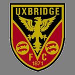 Away team Uxbridge logo. Chalfont St Peter vs Uxbridge prediction and tips