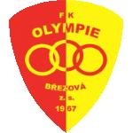 Home team Olympie Březová logo. Olympie Březová vs Dobříš prediction and tips