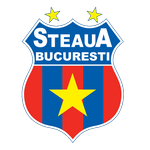 Home team CSA Steaua Bucureşti logo. CSA Steaua Bucureşti vs FCSB II prediction and odds