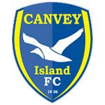 Home team Canvey Island logo. Canvey Island vs Bury Town prediction and odds