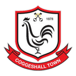 Home team Coggeshall Town logo. Coggeshall Town vs Hullbridge Sports prediction and tips