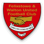 Away team Felixstowe & Walton Utd logo. Brentwood Town vs Felixstowe & Walton Utd prediction and tips