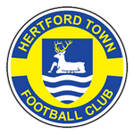 Home team Hertford Town logo. Hertford Town vs Chipstead prediction and tips