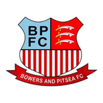 Home team Bowers & Pitsea logo. Bowers & Pitsea vs AFC Hornchurch prediction and tips