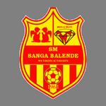 Home team Sanga Balende logo. Sanga Balende vs TP Mazembe prediction and odds