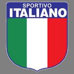 Home team Sportivo Italiano logo. Sportivo Italiano vs Claypole prediction and tips