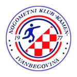 Away team Kamen Ivanbegovina logo. Sloga Mravince vs Kamen Ivanbegovina prediction and odds