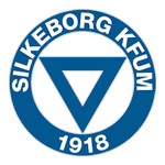 Away team Silkeborg KFUM logo. Vejgaard B vs Silkeborg KFUM prediction and odds