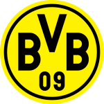 Away team Borussia Dortmund II logo. Borussia M'gladbach II vs Borussia Dortmund II prediction and odds
