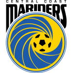 Away team Central Coast Mariners logo. Brisbane Roar vs Central Coast Mariners prediction and tips
