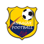 Away team Aubagne logo. Louhans-Cuiseaux vs Aubagne predictions and betting tips